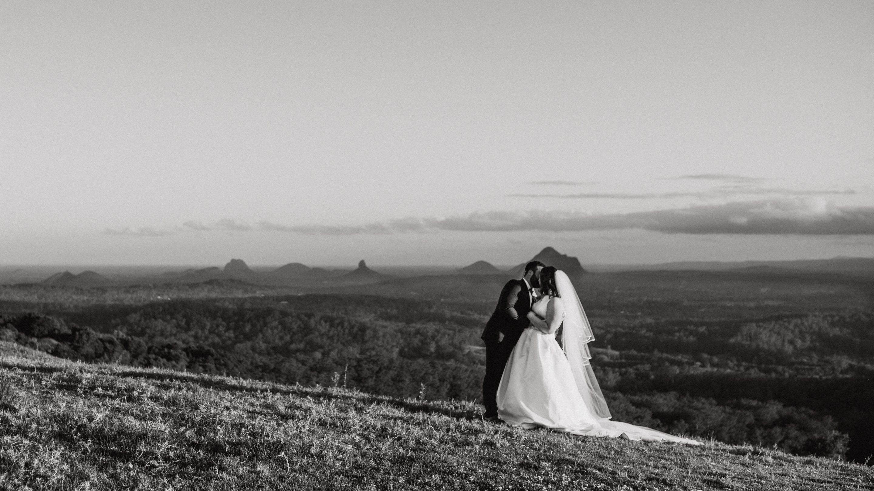 bride+groom+maleny