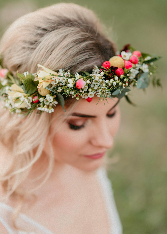 Girl Flower Crown