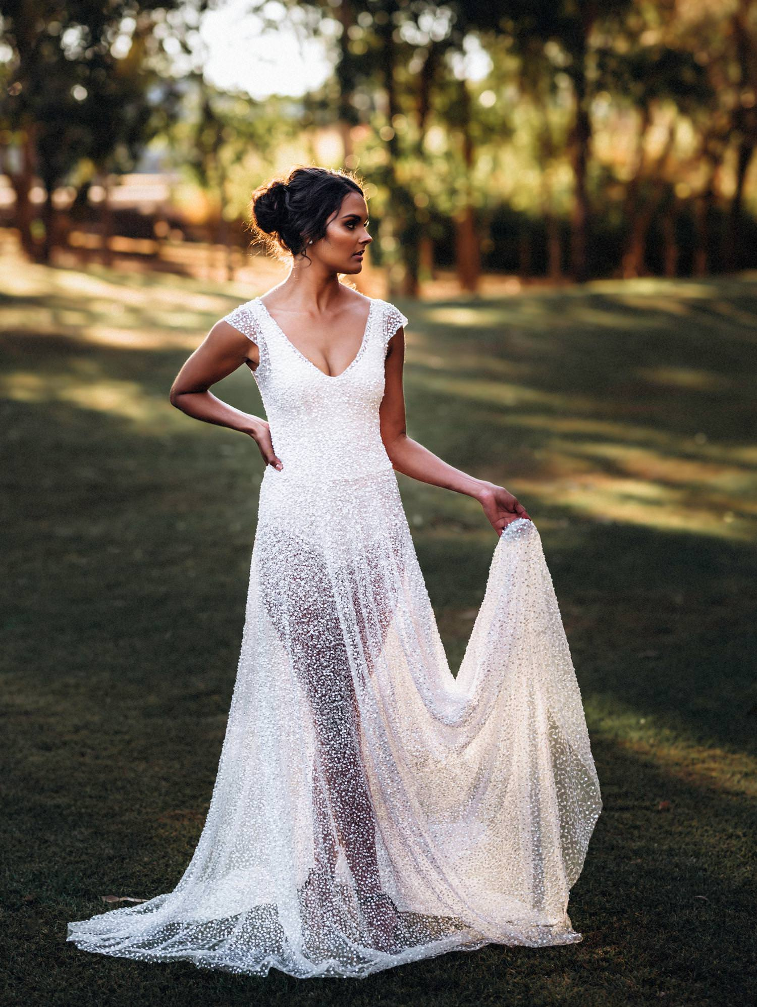 Anna Campbell Bridal Gown