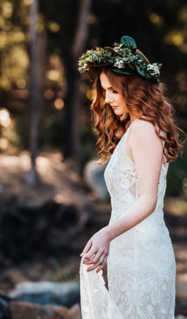 Styled Bridal Session