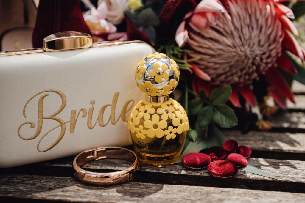 Bride Purse Perfume