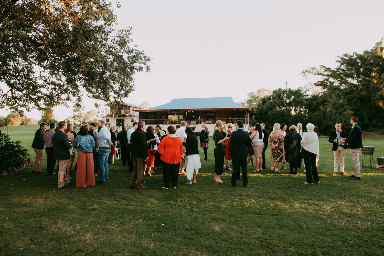 Platypus Park Reception